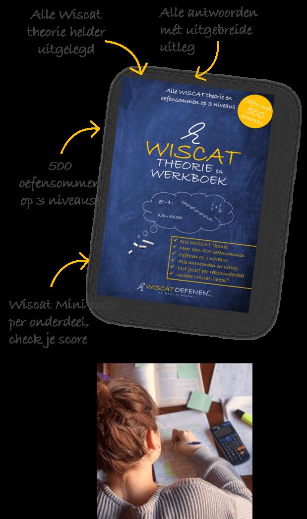 wiscat theorieboek en gebruiker
