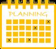 Wiscat toets planning
