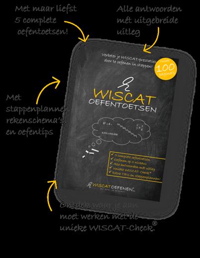 De voordelen van het Wiscat oefentoetsenboek