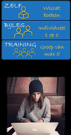wiscat bijles - training-of zelf